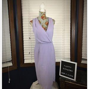 ASOS Lilac Dress size 6